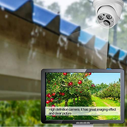 Cámara de video impermeable para el hogar para ONVIF(720P)