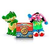Cantajuego Pack Coco y Pepe Medianos 50 Grandes Éxitos - Producto Oficial