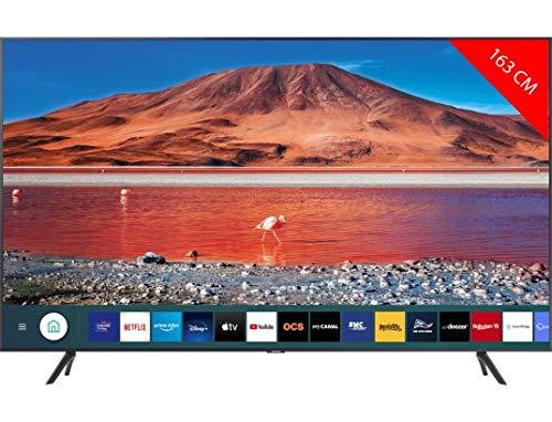SAMSUNG TV LED UE65TU7125 2020