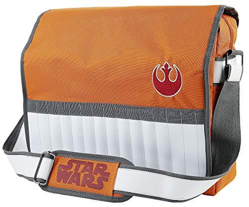 Star Wars Rebel Umhängetasche orange/weiß