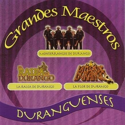 Grandes Maestros Duranguenses