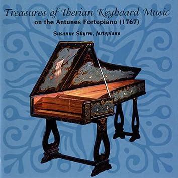 Treasures of Iberian Keyboard Music