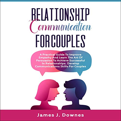 Relationship Communication for Couples  By  cover art
