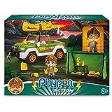 Pinypon Action Wild. Pickup de Rescate para niños y niñas de 4 a 8 años (Famosa 700016301)