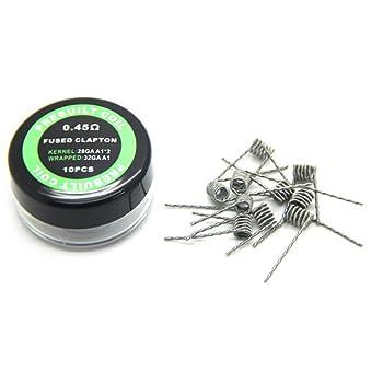 0.24ohm fil Wotofo Tress/é N80 3 mm