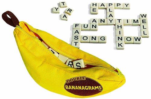 Double Bananagrams  Yellow