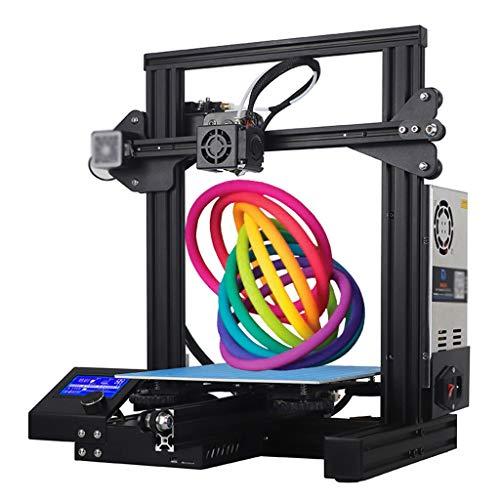 DM-DYJ Imprimante 3D De Qualité Industrielle, Tridimensionnel Haute Précision Ménage Bureau Commercial Éducation DIY, Détection De Matériaux Cassés