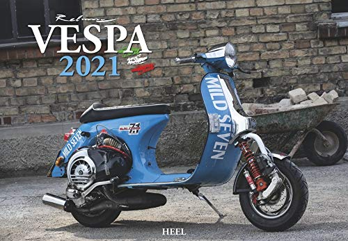 Vespa 2021: La Dolce Vita auf zwei Rädern