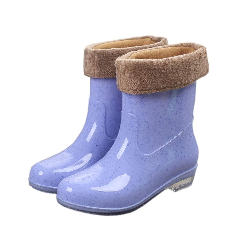 食事を調理するヘッドレス伝染病[テンカ]レインブーツ レディース ヒール レインシューズ 長靴 雨靴 おしゃれ 防水 ロング 軽量 防滑 無地 ガールズ かわいい 通勤 通学 梅雨対策 快適 美脚 履きやすい 歩きやすい 可愛い