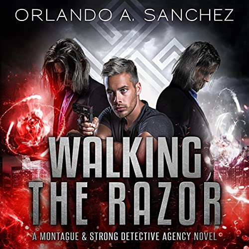 Walking The Razor cover art