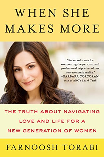 Book cover preview -  When she makes more by Farnoosh Torabi.