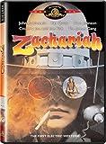 ZACHARIAH DVD weird western SEALED NEW OOP underground cinema NOS James Gang