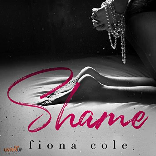 Shame audiobook cover art