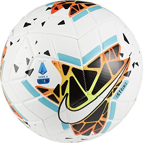 Nike Pallone Strike Serie A Bianco 19/20 SIZE 5 Bianco