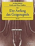 Das Geigen-Schulwerk: Der Anfang des Geigenspiels. Band 1. Violine.: Der Anfang des Geigenspiels. Band 1. Violine. ED 2203