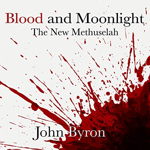 Blood and Moonlight audiobook cover art
