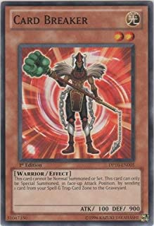Yu-Gi-Oh! - Card Breaker (DP10-EN005) - Duelist Pack 10: Yusei Fudo 3 - Unlimited Edition - Common