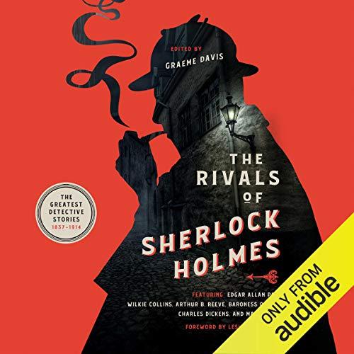 Page de couverture de The Rivals of Sherlock Holmes