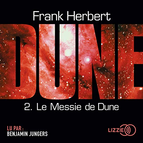 Le Messie de Dune cover art