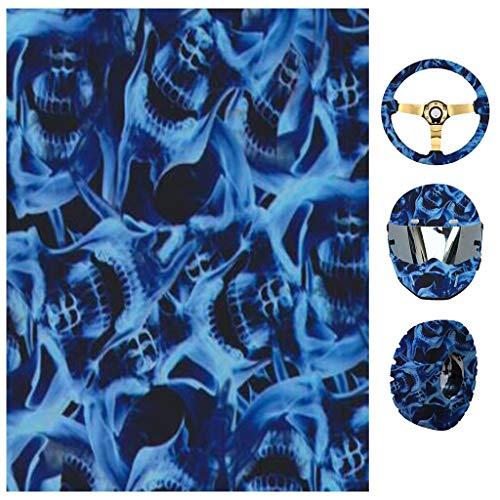 Hothap wateroverdracht drukfolie, Hydro Dip Film voor decoratie - A214 Large zoals afgebeeld