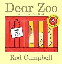 Dear Zoo: A Lift-the-Flap Book
