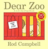 Best For Learning Animals - Dear Zoo A Lift-The-Flap Book Review
