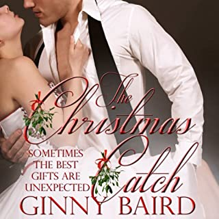 The Christmas Catch audiobook cover art