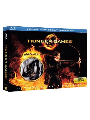 Hunger Games (2 Blu-Ray + Bracciale) [Italia] [Blu-ray]