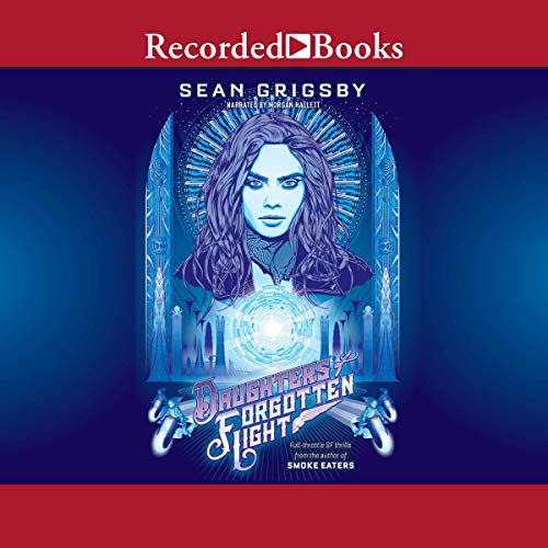 Daughters of Forgotten Light audiobook cover art