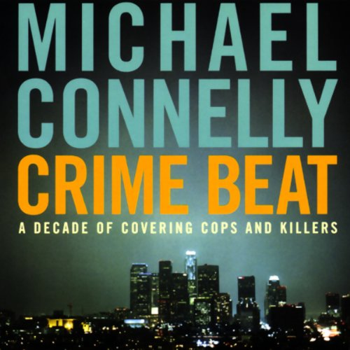 Crime Beat audiobook cover art