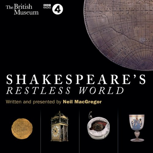 Shakespeare's Restless World cover art