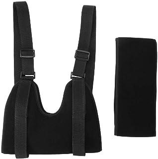 Cabestrillo para brazo - Ajustable, transpirable, antebrazo, codo, brazo, hombro, cabestrillo, soporte, fractura(儿童均码)