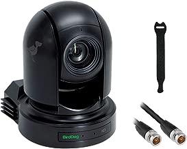 $2799 » BirdDog Eyes P200 1080p Full NDI PTZ Camera (Black) with Kopul 3G-SDI Cable (50 ft) & 10-Pack Fastener Straps Bundle