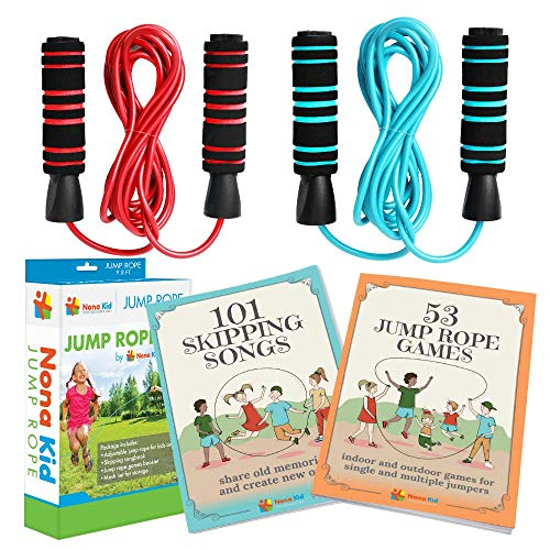 Nona Kid 2 Pack Jump Rope -...