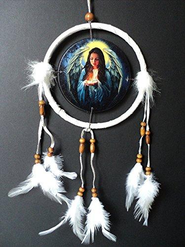 Lisa Parker Angel Dream Catcher, Mixto, Diameter 16cm