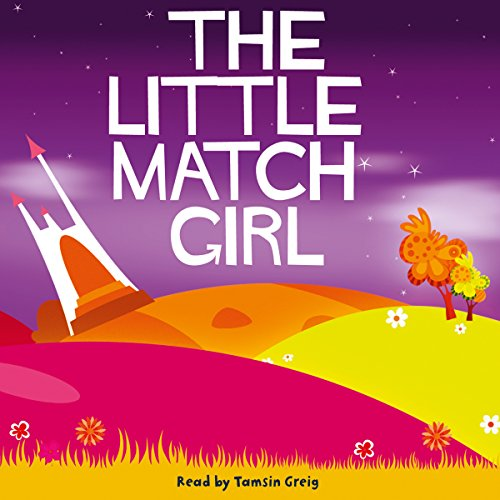 The Little Match Girl cover art