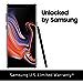 Samsung Galaxy Note9 N960U 128GB Unlocked 4G LTE Phone w/ Dual 12MP Camera - Midnight Black