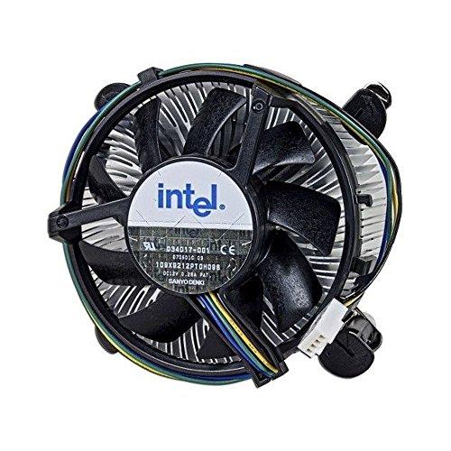 Intel CPU Heatsink & 3.5' Fan (D34017-001)