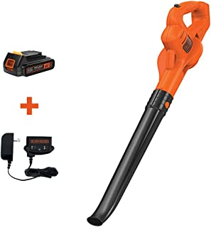 BLACK+DECKER 20V Max Lithium Sweeper (LSW221)