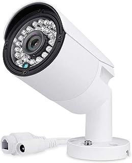 1080P HD 2MP 5MP Gloves Audio IP Camera Waterproof POE Outdoor Indoor CCTV Surveillance Camera CWCUICAN (Focus : 6mm, Sens...