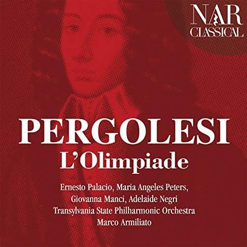Ernesto Palacio, Maria Angeles Peters, Giovanna Manci, Adelaide Negri, Marco Armiliato, Transylvania State Philharmonic Orchestra