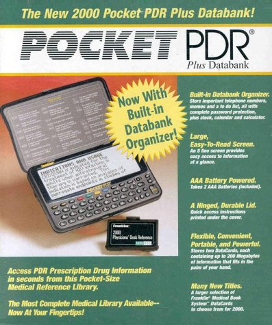 Pocket Pdr 2000: Electronic Book-card With Upgraded Player