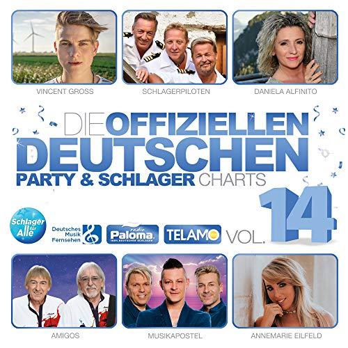 Die offiziellen deutschen Party & Schlager Charts Vol. 14