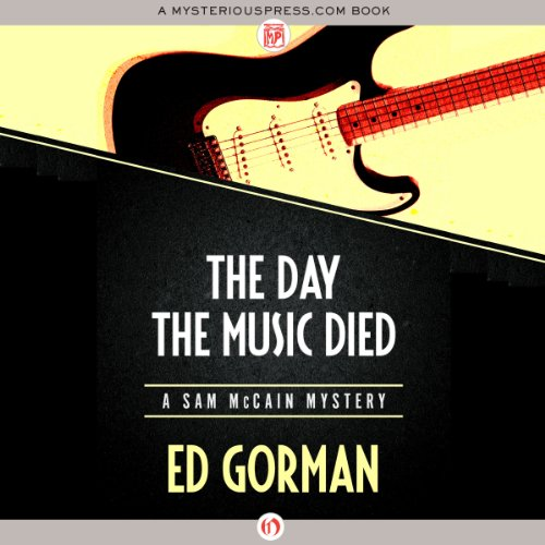 The Day the Music Died audiobook cover art