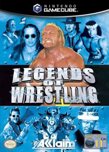 Legends of Wrestling - Gamecube