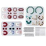 LET's RESIN Earring Epoxy Resin Molds