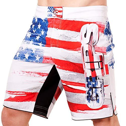 XMSIA Muay Thai MMA Shorts MMA Herren...