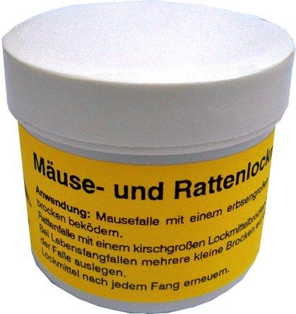 Kieferle Mäuse Rattenlockmittel 100 g