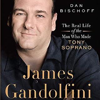 James Gandolfini audiobook cover art
