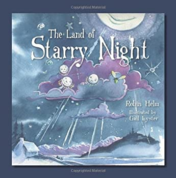 Paperback The Land of Starry Night Book